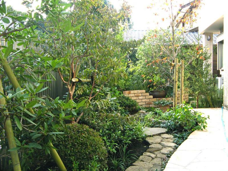 大田区・夢のお庭作り